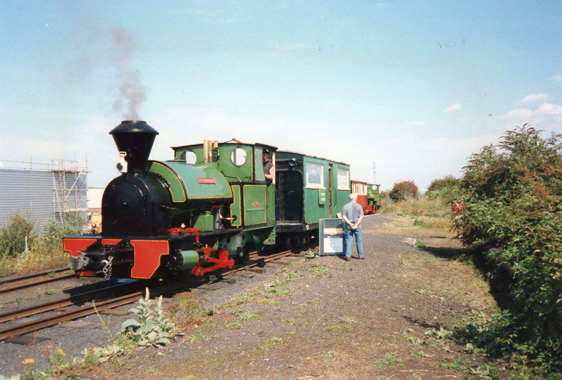 Premier at Milton Regis on 17/09/93.