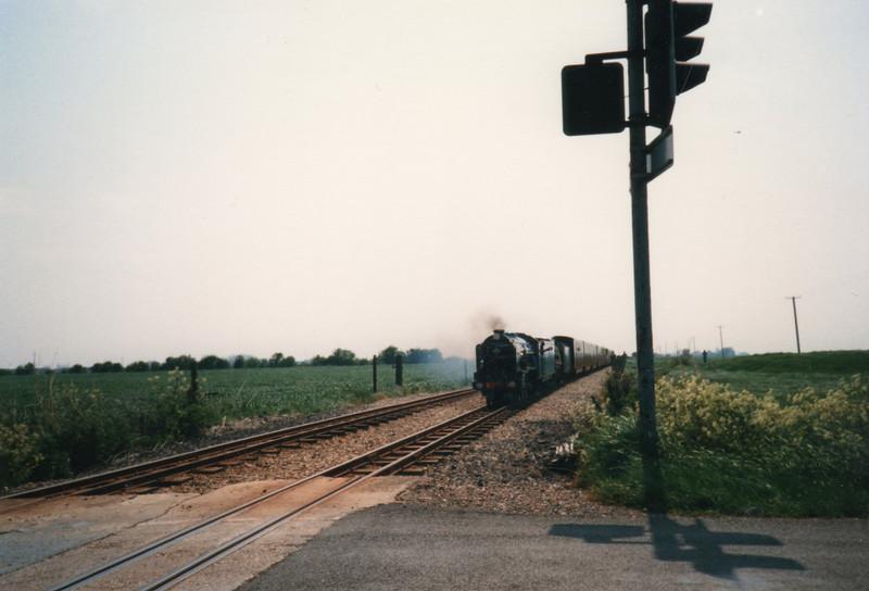 Marshland scene on 15/05/88.