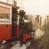 Kemsley Down departure on 18/10/81.