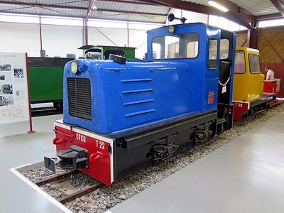 1963 Orenstein & Koppel. No. T22 Museum.