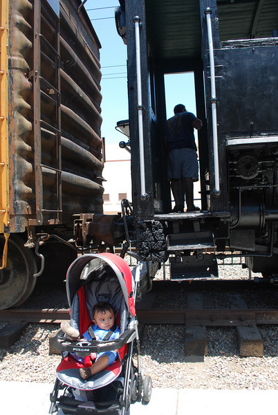 La Mesa Train