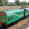 No No. 'Golden Jubilee 1911-1961' Barlow 4-6wDE - Lakeside Miniature Railway 18.07.13  Mick Tick