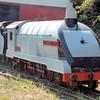 4498 'Duke of Edinburgh' Barlow 4-6-2DE - Seen at Lakeside Miniature Railway 18.07.13  Mick Tick