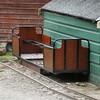 No No. 4w Bench Manrider b/o  - Lappa Valley Railway 16.07.14  John Sullivan