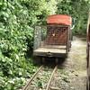 No No. 4w Cage Wagon + Non Vent Van Plank  - Lappa Valley Railway 16.07.14  John Sullivan