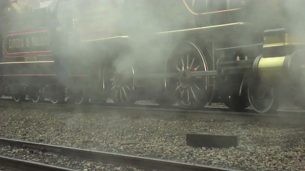 Video of the Monday run of the Eureka from Silverton to Tacoma.