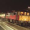 86430 Saint Edmund pauses at Oxenholme with the 15:33 Euston-Glasgow, 27/10/2000.