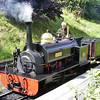 317 'Lilian' Hunslet 0-4-0ST NG - Launceston Steam Railway