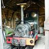 763 'Dorothea' Hunslet 0-4-0ST - Launceston Steam Railway 07.08.15  foxyken2