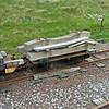 4w Short Steel Flat - Leadhills & Wanlockhead Railway