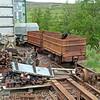 4w Mine Tubs - Leadhills & Wanlockead Railway