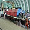 DM1002 'Nith' Hudswell Clarke 0-4-0DM - Leadhills & Wanlockhead Railway