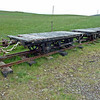 4w Long Flat Wood Deck - Leadhills & Wanlockhead Railway