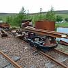 4w Skip Chassis - Leadhills & Wanlockhead Railway