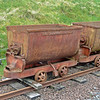 4w Side Tipping Skip 'U' - Leadhills & Wanlockhead Railway