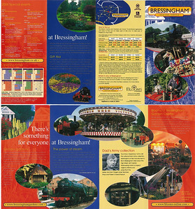 Leaflet from 2004