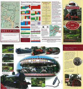 Leaflet from 1998