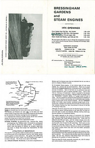 Leaflet from 1974