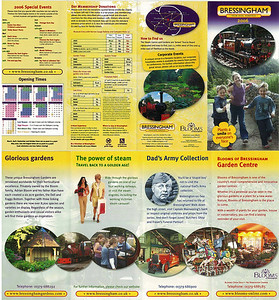 Leaflet from 2006