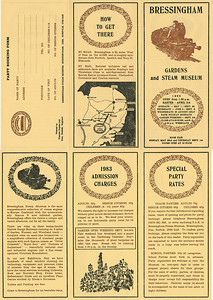 Leaflet from 1983