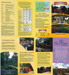 Leaflet from 2008