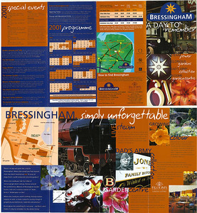 Leaflet from 2001