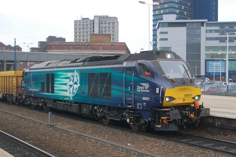 68001 Evolution - Leicester - 9 February 2017