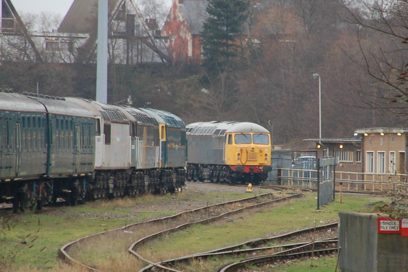 56018, 56301, 56006 & 56* - Leicester - 9 February 2017