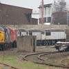 37510, 37503, 37670, 56065, 56069 & 56032 -  Leicester - 9 February 2017