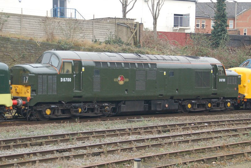 D6700 - Leicester - 9 February 2017