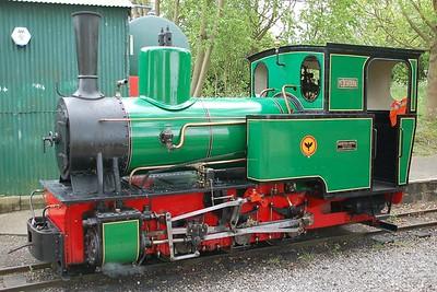 Leighton Buzzard NG Railway 2017