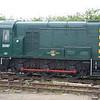 D3167 - Lincolnshire Wolds Railway - 20 April 2014