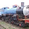 Motala 586 1313 - Lincolnshire Wolds Railway - 20 April 2014