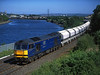 60078 seen at Blaydon on 6M46 the Redcar to Hardendale limestone hoppers<br /> 27/5/2004