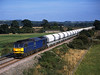 60078 passes Dilston with 6M46 Redcar to Hardendale <br /> 12/9/2005