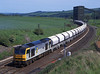 60023 passing Melkridge with 6M46 the Redcar to Hardendale service<br /> 8/6/1996