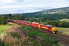 37401 + 37670 Near Armathwaite on a Carlisle to Holyhead railtour <br /> 02/08/2009
