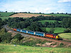 37411 + 37408 seen Nr Armthwaite on 1E23 the 15.32hrs Carlisle to York <br /> 28/8/2004