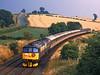 33026+33008 seen between Culgaith & Longwathby<br /> 30/7/1995