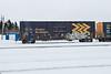 Boxcar ONT 7791 in Moosonee.