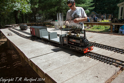 Small Scale Live Steam