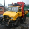 Unimog 00 89 83 Q317GRN -  Llangollen Railway - 3 March 2017