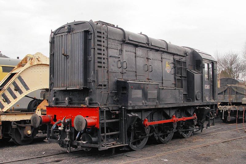 08195 (13265) - Llangollen Railway