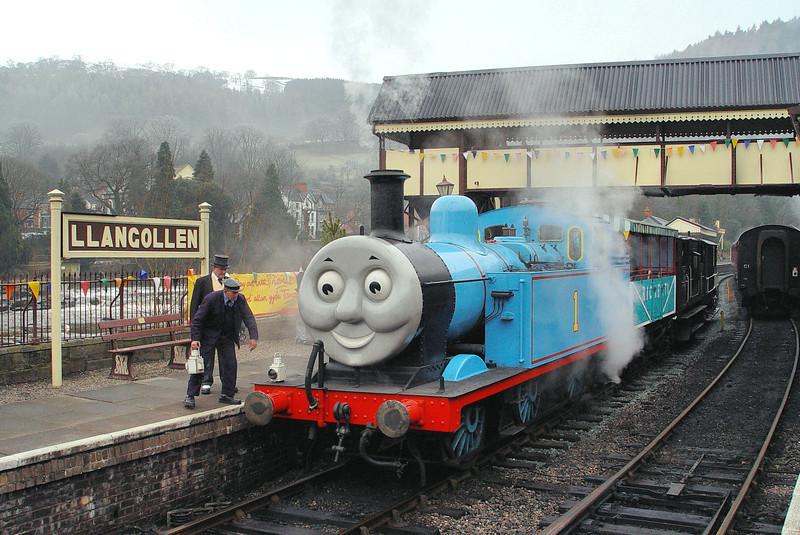 47298 - Llangollen Railway