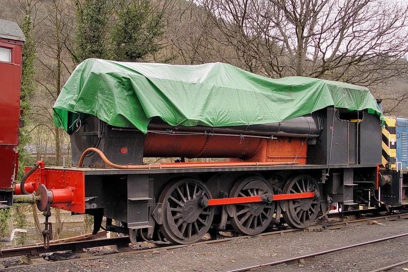 5309 Vulcan Foundry 0-6-0ST - Llangollen Railway