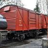 751155 (024193) Vent Van Ply 'Vanfit' - Llangollen Railway