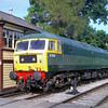 47449 'Orion' - Llangollen Railway. Photo courtesy of Llangollen Diesel Group