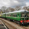 56171 DMU 109 DTCL - Glyndyfrdwy, Llangollen Railway  12.04.08  David Beardmore