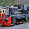 2854 Yorkshire Engineering Co 0-4-0DE - Llangollen Railway