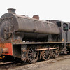 3777 Hunslet 0-6-0St at the Strathspey Railway